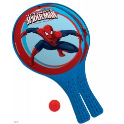 Marvel 15005 - raquettes ultime Spiderman avec balle